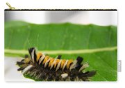 Hungry Hairy Caterpillar Carry-all Pouch