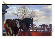 Hungry Horses Carry-all Pouch