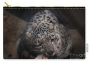 Hungry Leopard Carry-all Pouch