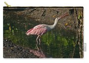 Hungry Pink Spoonbill Carry-all Pouch