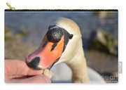 Hungry Swan Carry-all Pouch