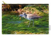 Hungry Willet Carry-all Pouch