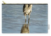 Hunting Great Blue Heron Carry-all Pouch