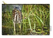 Hunting Heron Carry-all Pouch