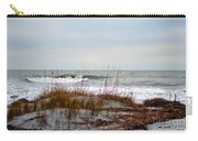 Hunting Island Beach Carry-all Pouch