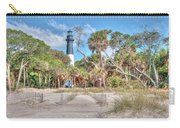 Hunting Island - Beach View Carry-all Pouch