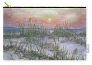 Hunting Island Sea Oats Carry-all Pouch