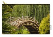 Huntington Japanese Garden No 3 Carry-all Pouch
