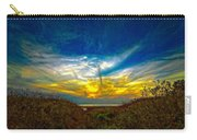 Huron Evening 2 Oil Carry-all Pouch