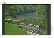 Huron River Bend Carry-all Pouch