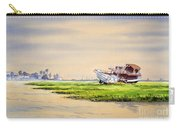 Hurricane Ike Boat Wreck Freeport Texas Carry-all Pouch