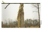 Hurricane Katrina Resurrection Tree Carry-all Pouch