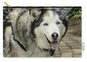 Husky Tulip Time Carry-all Pouch