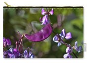Hyacinth Bean Carry-all Pouch