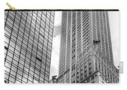 Hyatt And Chrysler Carry-all Pouch