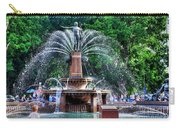 Hyde Park Fountain Carry-all Pouch