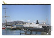 Hyde Street Pier - San Francisco Carry-all Pouch
