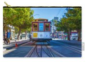 Hyde Street Trolley Carry-all Pouch