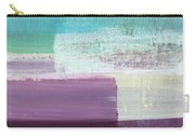 Hydrangea- Abstract Painting Carry-all Pouch