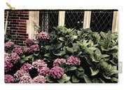 Hydrangea Blossoms Carry-all Pouch