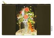 Hydrangea Centerpiece Artistic Carry-all Pouch