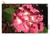 Hydrangea Flower Carry-all Pouch
