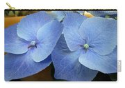 Hydrangea Flower Set Carry-all Pouch