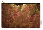 Hydrangea Fractal Blossoms Carry-all Pouch