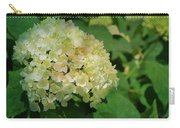 Hydrangea In Soft Light Carry-all Pouch