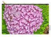 Hydrangea Love Carry-all Pouch