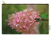 Hydrangea Valentine Carry-all Pouch