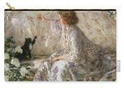 Hydrangeas, 1901 Carry-all Pouch