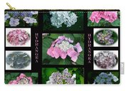 Hydrangeas On Parade Carry-all Pouch