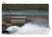 Hydro Power Station Dam Open Gate Spillway Water Carry-all Pouch