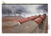 Hydroelectric Plant In Renewable Energy Concept Carry-all Pouch