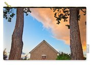 Hygiene Colorado Church Of The Brethren 1880 Sunset Carry-all Pouch