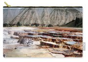 Hymen Terrace Yellowstone National Park Carry-all Pouch