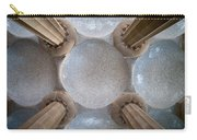 Hypostyle Room Ceiling In Park Guell Carry-all Pouch