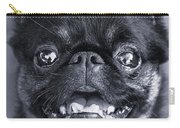 I Am Cute And I Know It Carry-all Pouch
