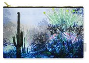 I Am.. The Arizona Dreams Of A Snow Covered Christmas, Regardless Of Our Interpretation Of- Winter 1 Carry-all Pouch