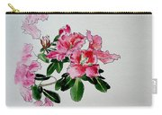 Delicate Pink Carry-all Pouch