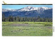 I Break For Wild Flowers Carry-all Pouch