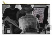 I Draw You Caricatures In Asheville Carry-all Pouch