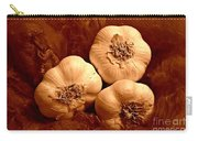 I Dream Of Garlic Carry-all Pouch