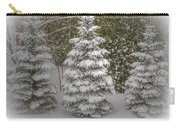 I Dream Of Trees Carry-all Pouch