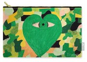 I Eye Love Green Carry-all Pouch