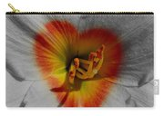 I Heart Flowers Carry-all Pouch