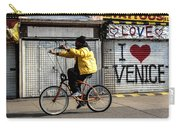 I Heart Venice Carry-all Pouch