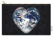 I Love Earth Carry-all Pouch