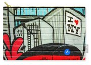 I Love New York Street Art Carry-all Pouch